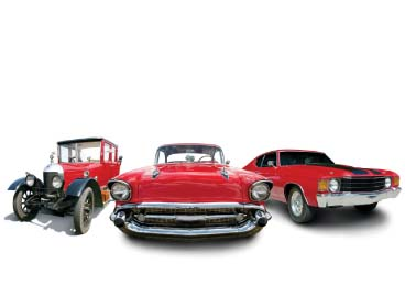 125 Years of Cars