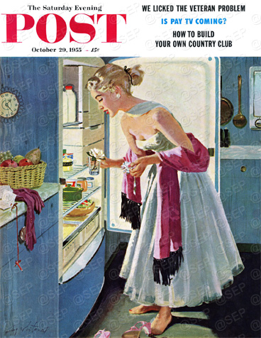 Prom Memento  Coby Whitmore October 29, 1955