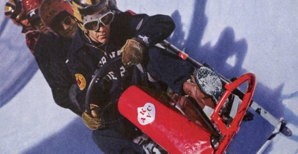 Olympic History: What Makes a Good Bobsledder?