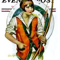 Target PracticeOctober 8, 1927
