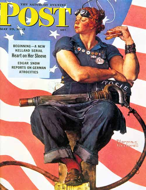"""Rosie the Riveter"" From May 29, 1943"