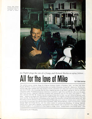 All for the Love of Mike
