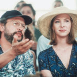 Billy Crystal (as Dr. Ben Sobel) and Lisa Kudrow (as Laura MacNamara Sobel) in Analyze This