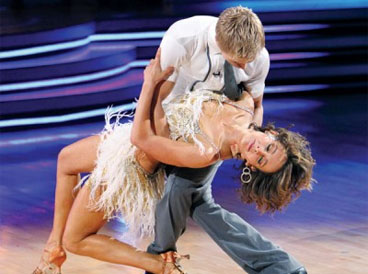 Derek Hough Jennifer Grey DWTS