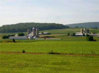 Farm in Limestone County, Pennsylvania. Source: Gerry Dincher