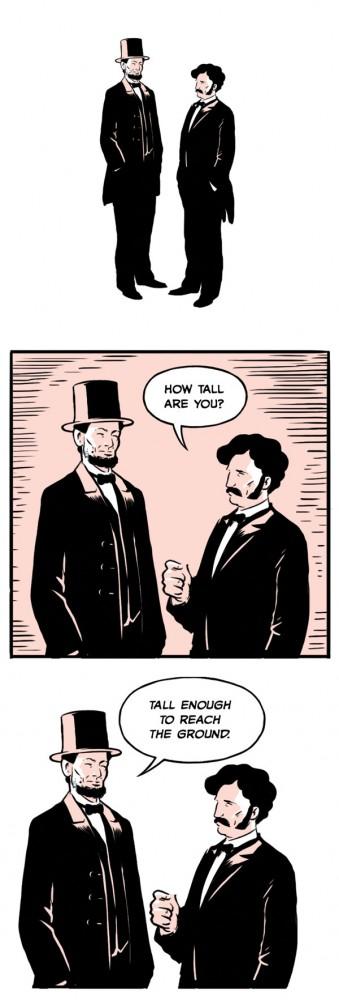 Lincoln Comic