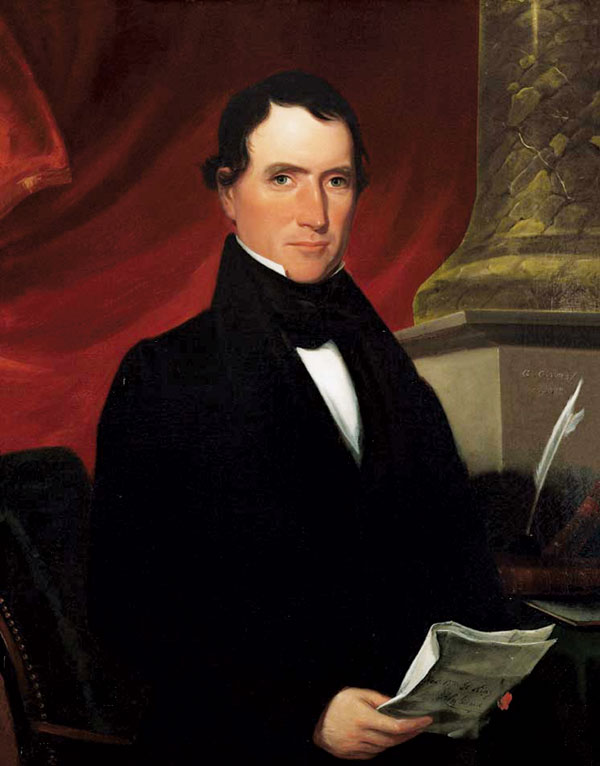 Vice President William Rufus King