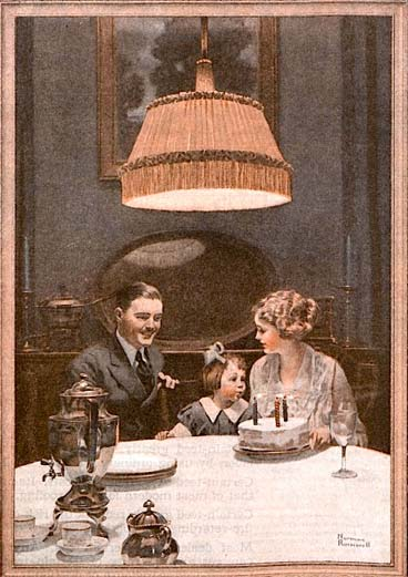 Mazda Lamp Ad from July 10, 1920