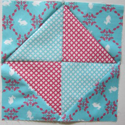 broken dishes quilt block