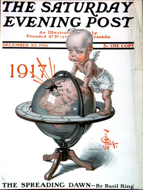 Global WarJC LeyendeckerDecember 30, 1916