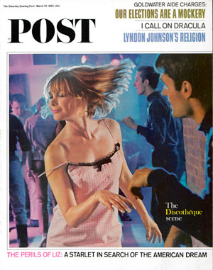 """Read the entire article """"Discotheque"""" by Normand Poirier from the pages of the March 27, 1965 issue of the Post."""