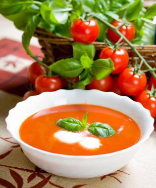 Cream of Tomato Soup | The Saturday Evening Post