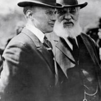 Thomas Selfridge, 1882-1908 (alongside Alexander Graham Bell)
