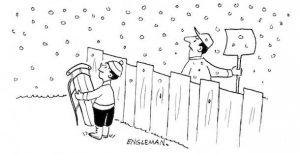 Cartoons: Snow Woes