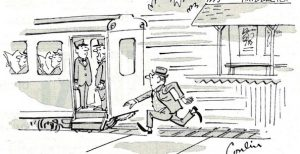 Cartoons: Comical Commutes