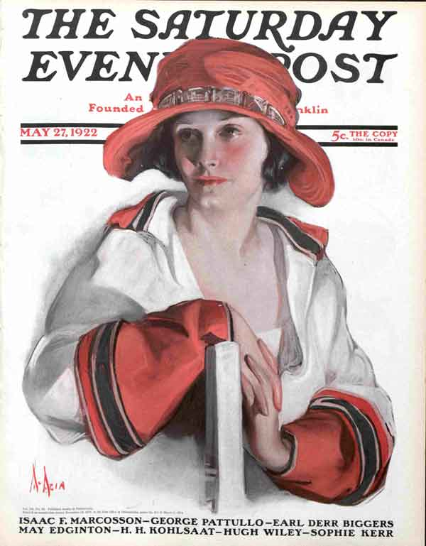 Cover of The Saturday Evening Post May 27, 1922