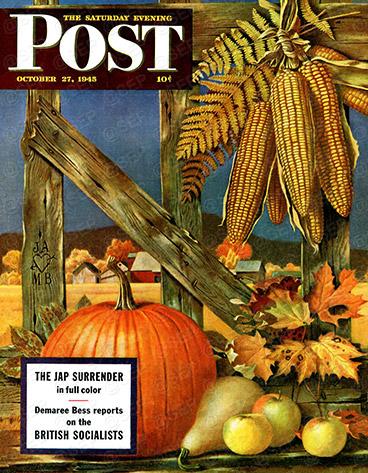 Fall Harvest by John Atherton October 27, 1945