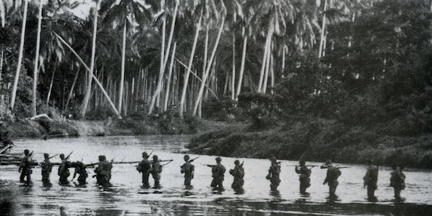 Patrol on Guadalcanal