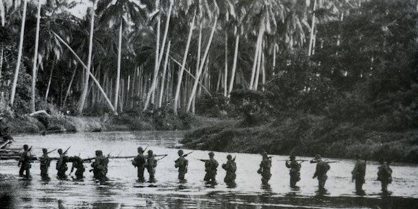 Patrol on Guadalcanal