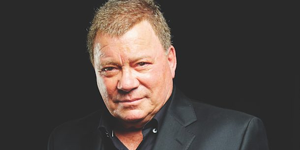 William Shatner (Shutterstock)