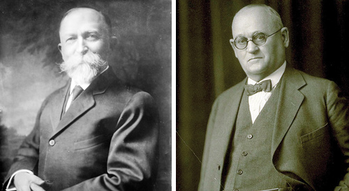 John and Will Kellogg
