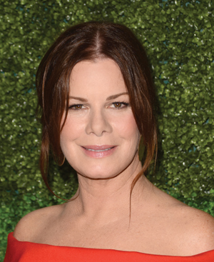 Photo of actor Marcia Gay Harden