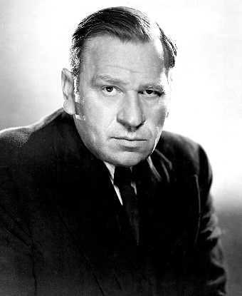 Actor Wallace Beery