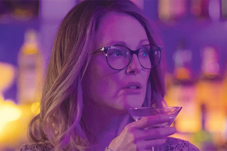 Scene from the 2019 film, Gloria Bell