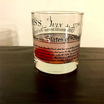 Glass of Tim Collins