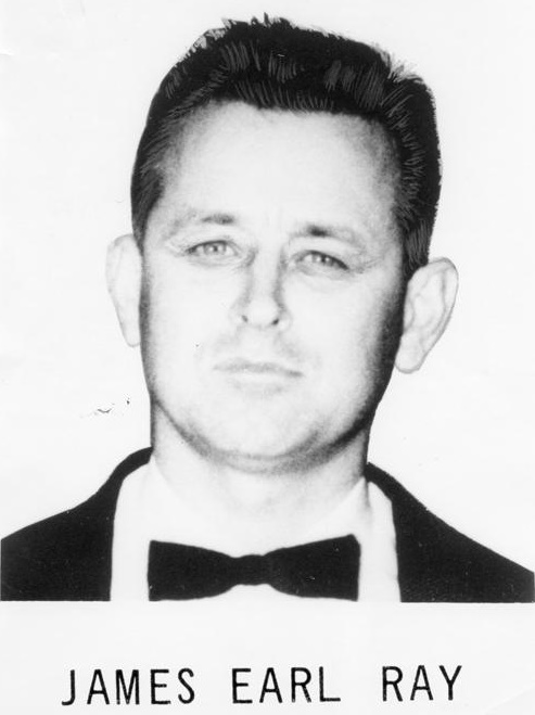 James Earl Ray's photo