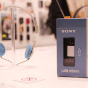 Original Sony Walkman model