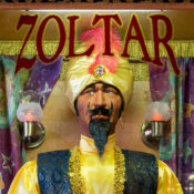Zoltar machine