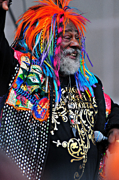 George Clinton in 2009