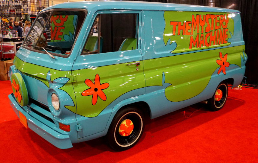 Scooby Doo 50 Years Of Meddling Kids The Saturday Evening Post