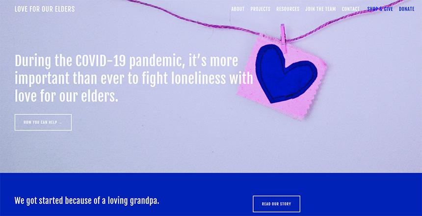 Love for Our Elders screenshot