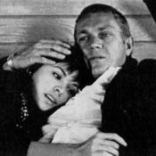 Steve and Neile McQueen