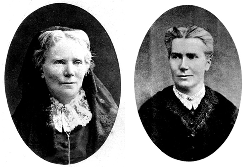 Elizabeth and Emily Blackwell
