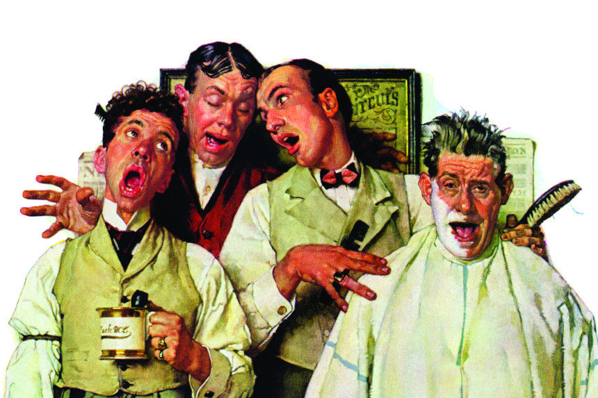 (Norman Rockwell / SEPS)