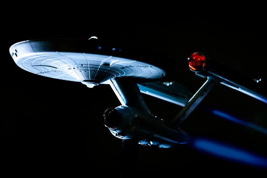 USS Enterprise from Star Trek