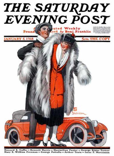 """The Fur Coat"" – by John Sheridan From January 5, 1918"