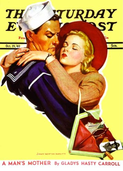Classic Covers: World War II | The Saturday Evening Post