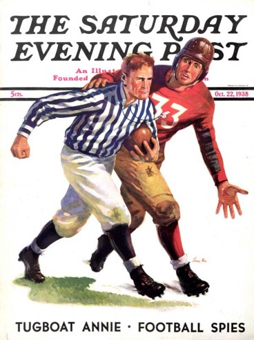 But, Ref! by Lonie Bee from October 22, 1938