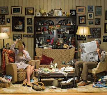Clutter, Photo By Hugh Kretschmer