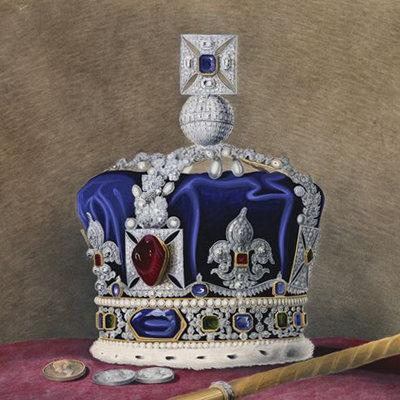 Queen Victoria's imperial state crown