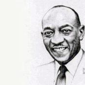 Illustration of Jesse Owens