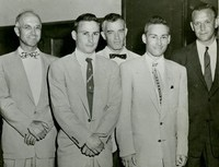 Team of physicians with the Herrick Brothers