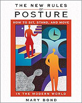 Book cover of New Rules of Posture by Mary Bond