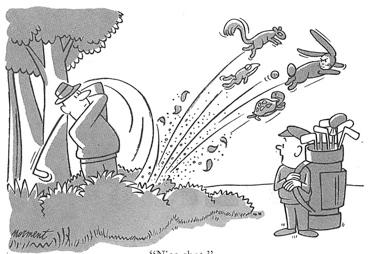 """Nice Shot."" November 21, 1959"