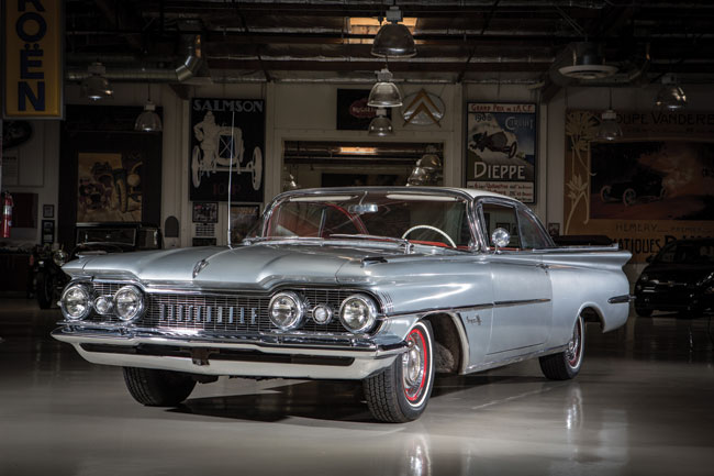 Jay Leno's 1959 Oldsmobile Super 88