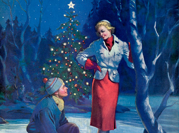 Romantic Skate Manning de V. Lee December 1, 1937